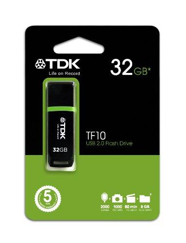 TDK TF10 USB Flash Device Memoria USB portatile