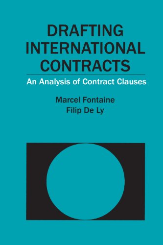 Drafting International Contracts: An Analysis of Contract Clauses