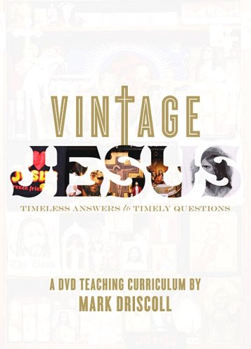 Vintage Jesus: Timeless Answers to Timely Questions: a Dvd Teaching Curriculum [Region 0] [NTSC]