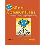 Online Communities: Designing Usability and Supporting Sociability ~ Jenny Preece