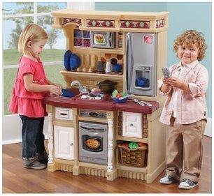 Step2 Lifestyle Custom Kitchen (Kids Customs)