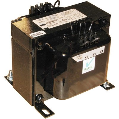 SOLA-HD CE1000TH, Transformer; Ctrl; Encapsulated; 240/415/480V Pri; 120/240V Sec; Panel; 1000VA