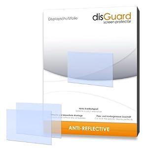 disGuard Film de protection d'écran haute qualité pour Sony Cybershot DSC-W830
