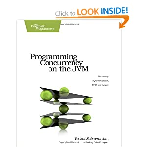 Programming Concurrency on the JVM: Mastering Synchronization, STM, and Actors