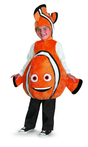 Disguise Boys Disney Finding Nemo Deluxe Child Costume