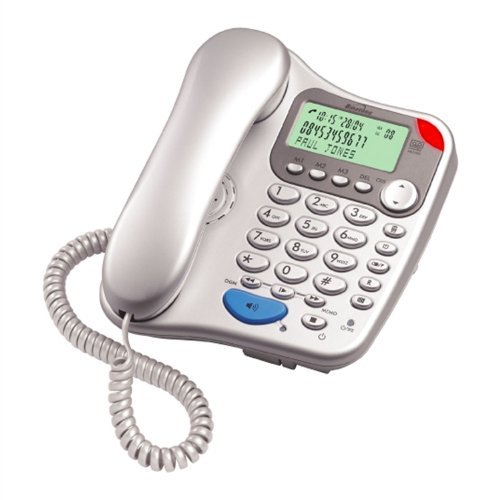 Lyris 710 Corded Phone with Answer machine picture
