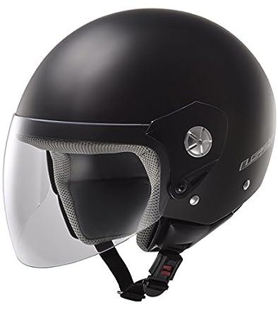 LS2 oF518 midway solid noir mat taille :  xXS (51/52 cm)