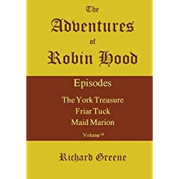 The Adventures of Robin Hood - Volume 14