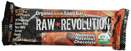 raw-revolution-organic-live-food-bar-heavenly-hazelnut-chocolate-18-ounce-pack-of-12