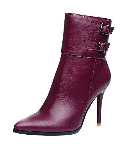 elehot-femme-eleand-aiguille-7cm-cuir-souple-bottes-rouge-38