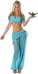 Delicious Women's Arabian Nights Sexy Costume