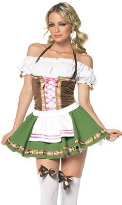 Leg Ave Women's Gretchen Costume