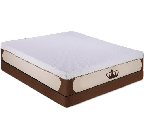Cheap DynastyMattress New Cool Breeze 12 Inch Gel Memory