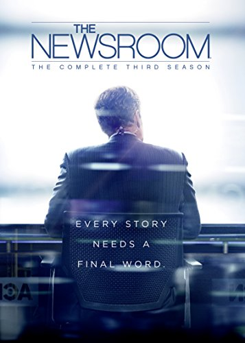 The Newsroom - Season 3 [DVD]