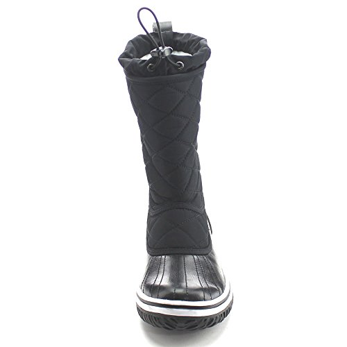 Women&39s Black Snow Boots Size 9   Homewood Mountain Ski Resort