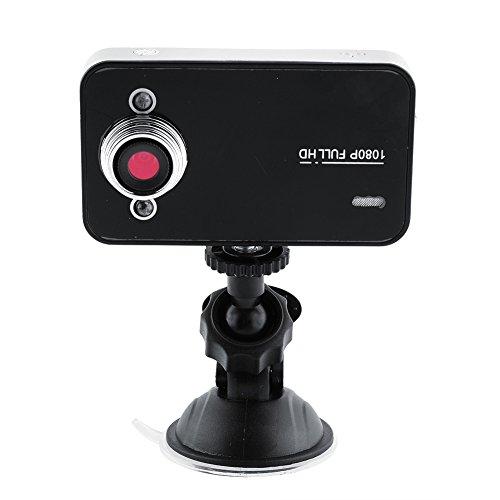 Sedeta® 2,5 '' LCD 1080P K6000 Auto DVR Kamera Recorder Car Camcorder car Video KFZ Überwachungskamera G-Sensor