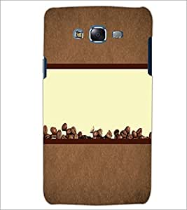 PrintDhaba Coffee Beans D-4320 Back Case Cover for SAMSUNG GALAXY J5 (Multi-Coloured)