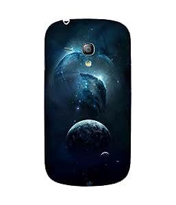 Planets Samsung Galaxy S3 Mini Case