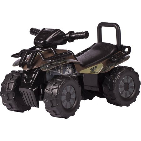 Honda-Brown-HD-Camo-Utility-ATV-Ride-On