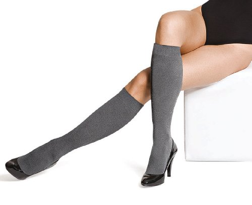 Lupo Loba Womens Acrylic Knee High Socks
