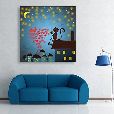 e-foyer-etire-conduit-art-toile-dimpression-le-chat-sur-le-toit-led-clignotante-impression-de-fibre-