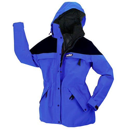 TAIGA Chamonix ALL-SEASON - Women's Gore-Tex Jacket for Extreme Wet Weather®, MADE IN CANADA