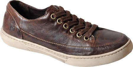 New Born Burke Oxfords Canoe Brown Mens 9.5