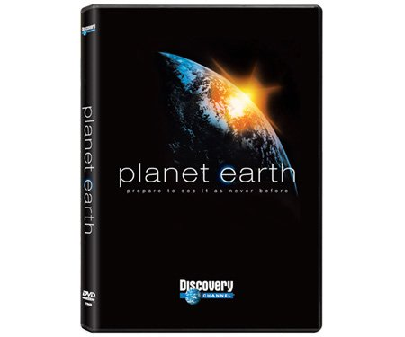 "Discovery Channel : PLANET EARTH ""Pole To Pole, Mountains ..."