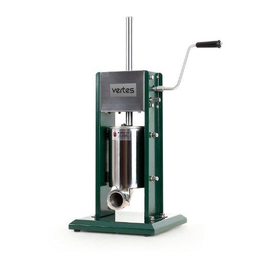 vertes-remplisseuse-de-saucisses-cylindre-en-acier-3l-2-vitesses