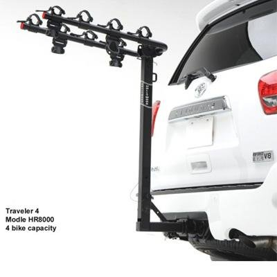 Hollywood Racks Traveler 4 Bike Hitch Rack - HR8500