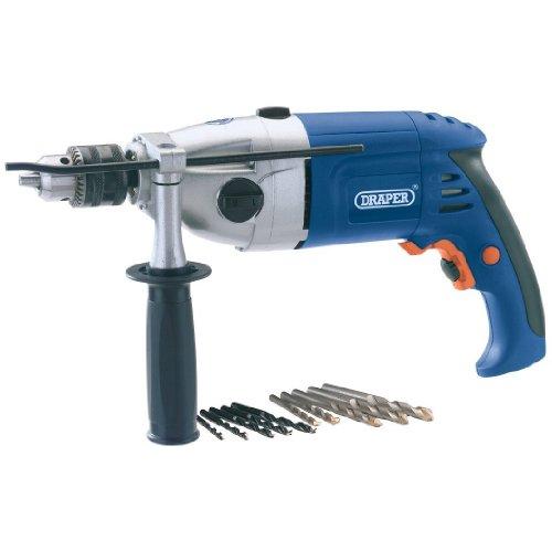 Draper 76478 230-Volt 1,100-Watt Hammer Drill