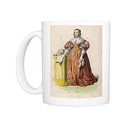 Photo Mug Of Anne Of Austria