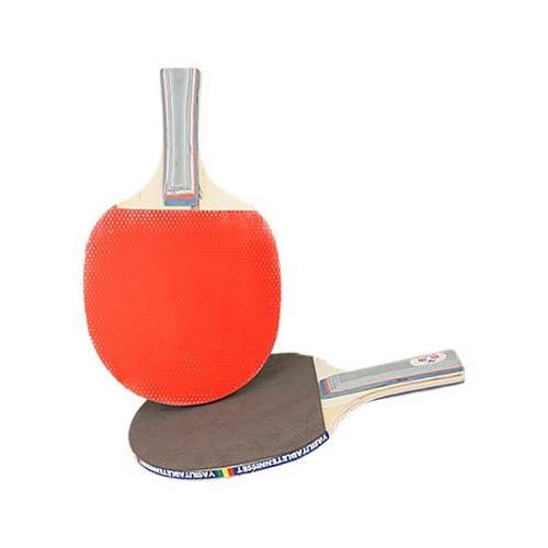 Penhold Table Tennis Racket Pair