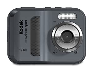 Kodak EasyShare Sport C123 12 MP Waterproof Digital Camera (Gray)