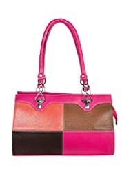Louise Belgium Women's Hand-held Bag Multicolor (LB-029)