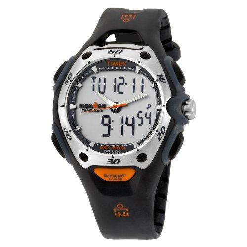 Timex Men's T5E361 Ironman 50-Lap Combo Dual Tech Dress Watch