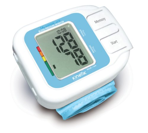 Kinetik Medical Wrist Blood Pressure Monitor