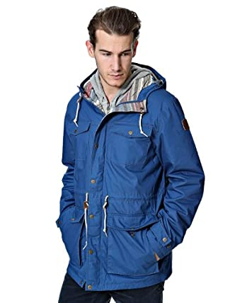 Element Men's Winter Jacket Medium Navy at Amazon Men's