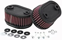 K&N KA-7586 Kawasaki High Performance Replacement Air Filter