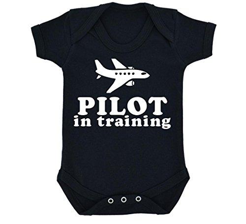 pilot-in-training-design-baby-body-schwarz-mit-weissem-druck-gr-68-schwarz-schwarz
