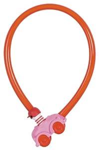 My First Abus Kinderschloss 1505/55 4 mm,rot (pink),55 cm