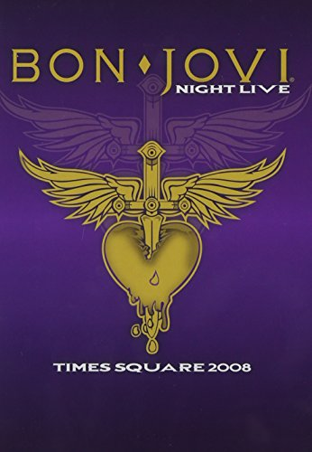 Night Live At Time Square 2008 [DVD]