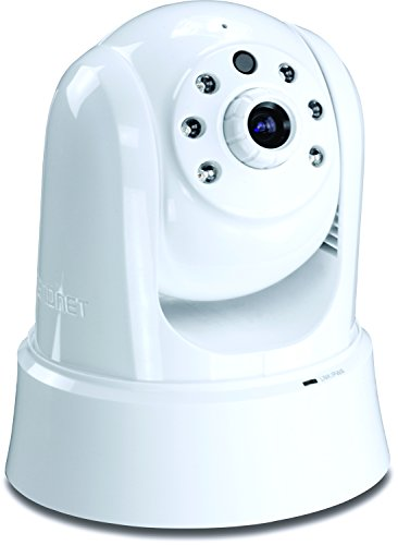 TRENDnet Indoor/Outdoor (TV-IP662PI) Megapixel Indoor PoE PTZ IP Camera,  with 1.3 Megapixel 720p HD Resolution, 4x Digital zoom,  15 feet Night Vision, ideal for monitoring your Home/Baby/Petcam, Samba or Micro SD Card slot, Digital WDR, Secu, Free TRENDnet App for Android, and IOS, ONVIF, IPv6 Compliant (Home Patrol Mounting Bracket compare prices)