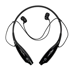 Adcom X14 Chatty Compatible With HBS 730 Wireless Bluetooth stereo Sports Headset with calling ( 2 Year warranty)