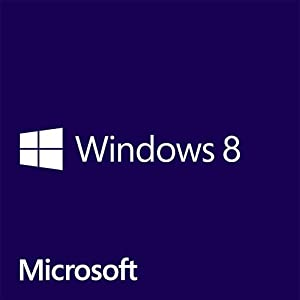Windows 8 System Builder OEM DVD  64-Bit [Old Packaging]