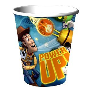Toy Story 'Game Time' 9oz Paper Cups (8ct) - 1
