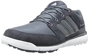 adidas Men's Greensider Golf Shoe,Dark Onyx/Navy/Running White,13 M US