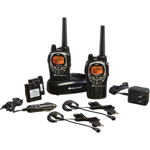 Midland GXT1000VP4 36-Mile 50-Channel FRS/GMRS