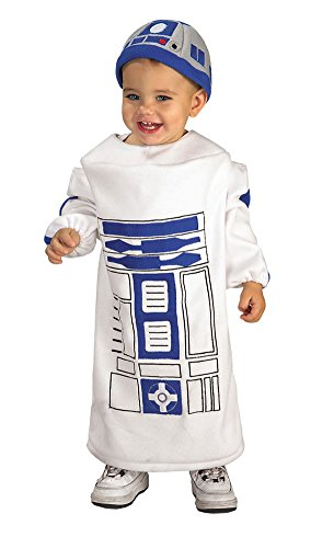 Baby Boys - R2D2 Toddler Costume 12-24 Months Halloween Costume