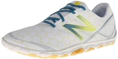 New Balance Men's MR10 Minimus Road Running Shoe,White,9.5 D US